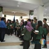Studi Lapang ke Kota Gudeg, Mahasiswa FISIP Unisba Gali Ilmu di DPMP Jogjakarta