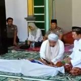 Tepis Tuduhan Miliki Ilmu Santet, Pria di Banyuwangi Jalani Sumpah Pocong