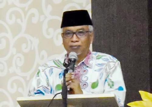 Wakil Rektor Bidang Kemahasiswaan dan Kerjasama UIN Malang, Dr H Isroqunnajah MAg. (Foto: Humas UIN Malang for MalangTIMES)