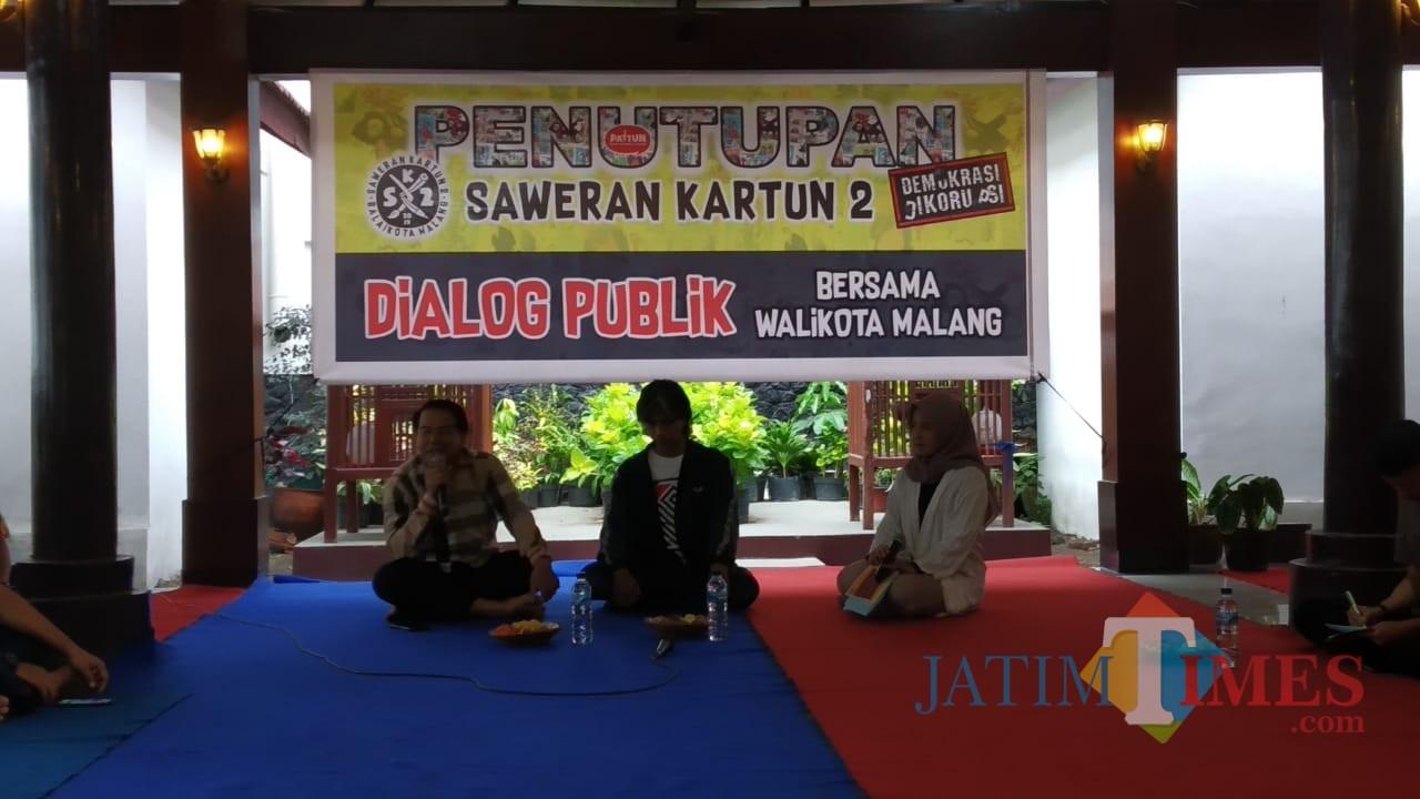 Kawal Pendidikan Antikorupsi Kota Malang Implementasikan Perwal Antikorupsi Malangtimes