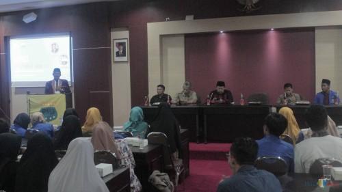 Usung Tema Gerakan Pemuda Menuju Indonesia Unggul, PMII Blitar Gelar Konfercab ke XVII
