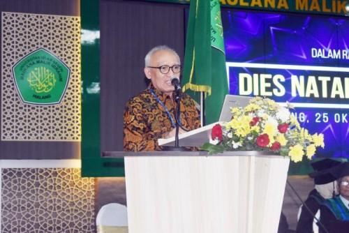 Kampus Toleran, Ketua Majelis BAN-PT Puji UIN Malang