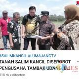 PT. LUIS Protes Video Youtube Yang Menuding Tambak Udang Serobot Tanah Salim Kancil