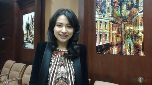 Rektor Institut ASIA Malang, Risa Santoso (Pipit Anggraeni/MalangTIMES).