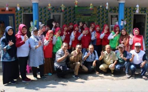 Masuk 10 Besar, Penilaian Calon Pemenang Lomba Kampung Bersinar Dilakukan Tersembunyi