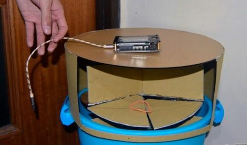 Tempat Sampah Cerdas 'Transify' untuk Smart City