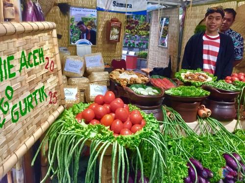 Wisatawan asal Berbagai Daerah Penuhi Batu Street Food Festival 2019