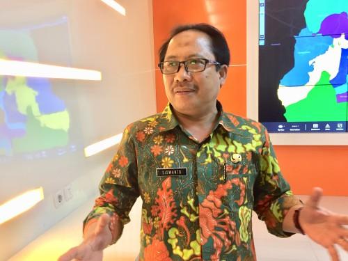Kepala BKPSDM Kota Batu Siswanto. (Foto: Irsya Richa/MalangTIMES)