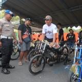 Ratusan Pembalap Ikuti Drag Bike di Kediri