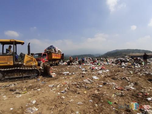 Sampah TPA Supit Urang Makin Menggunung, DLH Bakal Tambah Alat Berat Baru