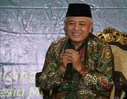 Bupati Malang Sanusi berjanji sekolah gratis di jenjang satuan pendidikan paling dasar sampai menengah di tahun 2020 selain adanya BOSDA (Humas Pemkab Malang))
