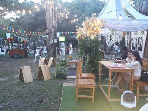 Wedding Garden Fair yang digelar di Whiz Prime