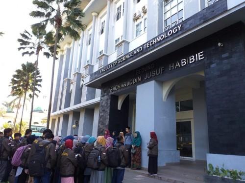 Fakultas Saintek UIN Malang. (Foto: istimewa)