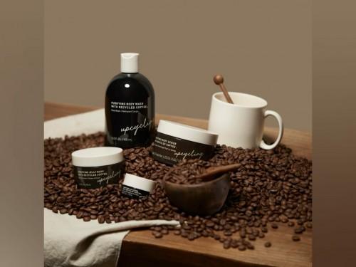 Produk skincare innisfree berbahan limbah kopi (Foto: Istimewa)