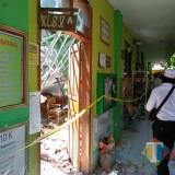 Gedung SDN Gentong Kota Pasuruan Ambruk, 2 Tewas, 11 Luka-luka
