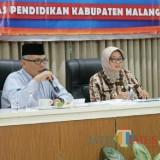 Tambal Sulam Kasek, Dinas Pendidikan Kabupaten Malang : Kita Perpanjang Jabatan Plt