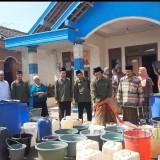 PW ISNU Jawa Timur Salurkan Bantuan Air Bersih Untuk Warga Kekeringan Kabupaten Malang