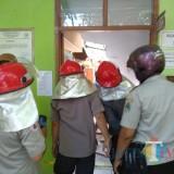 Tim Labfor Polda Jatim Selidiki Penyebab Ambruknya Gedung SDN Gentong