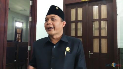 Ketua DPRD Kota Malang, I Made Riandiana Kartika (Pipit Anggraeni/MalangTIMES).