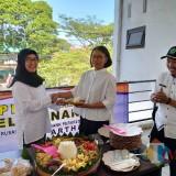 Kurangi Pengaruh Negatif Rentenir, PD BPR Tugu Artha 'Turun Gunung' ke Pasar-pasar