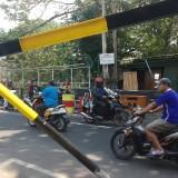 Identitas Perusak Portal Jembatan Muharto Dikantongi, Pelaku Wajib Benahi