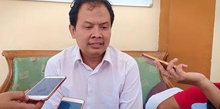 Ketua Bawaslu Kabupaten Blitar Hakam Sholahudin.(Ist)