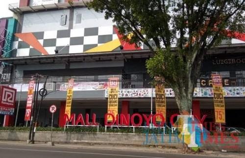 Mal Dinoyo City, mal yang dikelola oleh PT CGA (doc MalangTIMES)