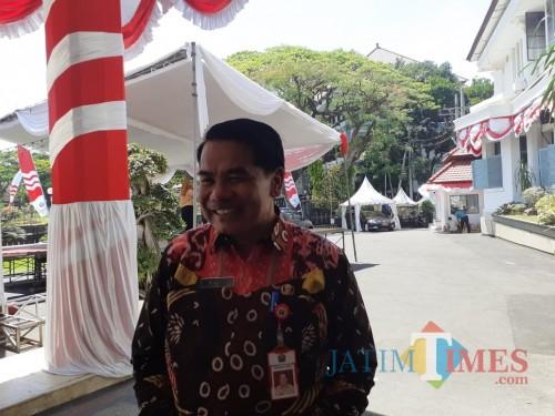 Sekretaris Daerah Kota Malang Wasto (Arifina Cahyati Firdausi/MalangTIMES).