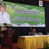 95 Ribu Keluarga Masuk Kategori Miskin, Pemkab Malang Beri Pelatihan Ratusan Pendamping PKH