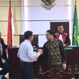 Hakim Gugurkan Gugatan Praperadilan Tersangka Korupsi TKD Bulusari