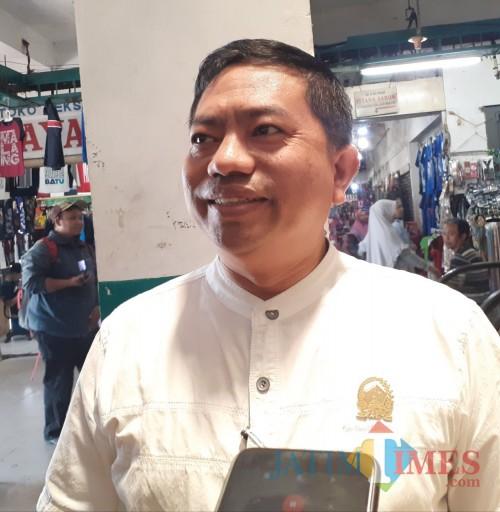 Anggota Komisi B DPRD Kota Malang Lookh Mahfudz (Arifina Cahyanti Firdausi/MalangTIMES)