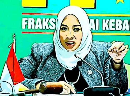 Wakil Ketua Komisi IX DPR RI, Nihayatul Wafiroh, dibuat berang oleh BPJS Kesehatan (Ist)