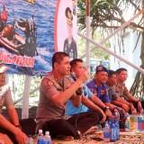 Bertemu Kapolres, Nelayan Puger Malah Curhat