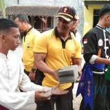 Bakti Sosial, Polsek Kota Gandeng Perguruan Silat