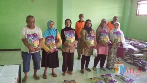 Dinsos Kota Malang Bagikan Rasda ke 6918 Keluarga, Kelurahan Tanjungrejo Terbanyak