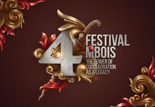 Poster Festival Mbois 4 (Foto: Disperin Kota Malang)