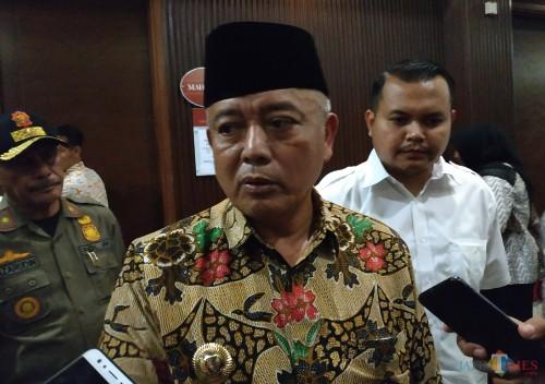 Bupati Malang HM Sanusi (Hendra Saputra)