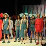Makin Berwarna, Disperin Hadirkan Karya-Karya Memukau Danjyo Hiyoji di Malang Fashion Week