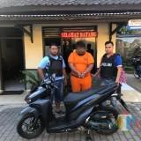 Dicuri di Singosari,  Sepeda Motor Disembunyikan di Gondanglegi