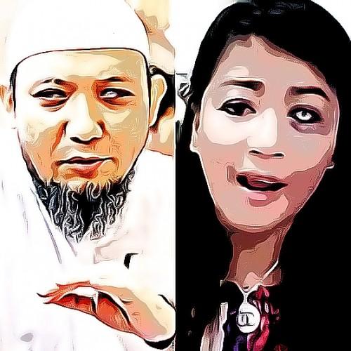 Novel Baswedan versus Dewi Tanjung. (Ist)