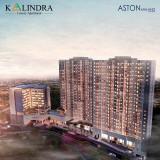 Terkoneksi dengan Hotel Aston, Tinggal di Apartemen The Kalindra Prestise Banget