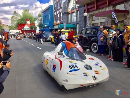 Hari Pahlawan, Museum Angkut Tunjukkan Mobil Masa Depan