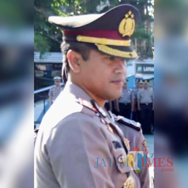 Kapolres Banyuwangi, AKBP Taufik Herdiansyah Zeinardi