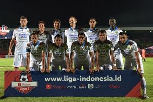 Skuat Persib Bandung di Liga 1 2019 (official Persib)