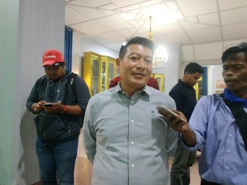 Ketua DPRD Kabupaten Malang, Didik Gatot Subroto (Hendra Saputra)