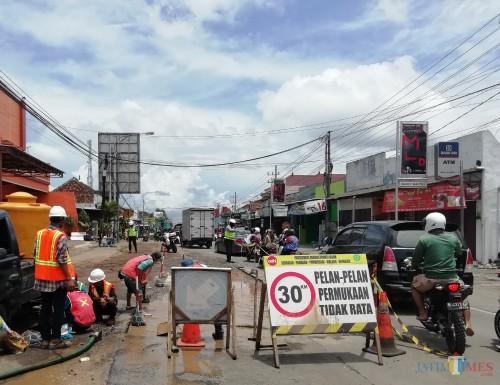 Jalan Pakisaji Kembali Diperlebar, Bina Marga Apresiasi, DPRD Beri Catatan Ini