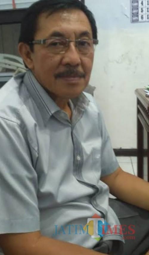 Foto muhlis/jatimtimes/  imam tahir,ketua drd