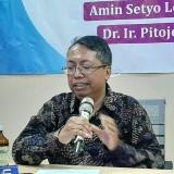 Pancing Arthropoda untuk Basmi Hama, Guru Besar UB Racik Pupuk 'Biocombat'