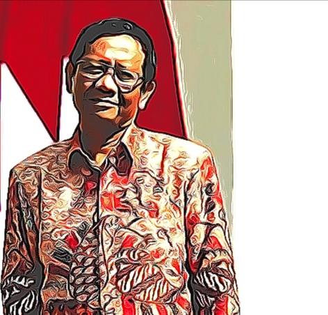 Menkopolhukam Mahfud MD menyampaikan bom bunuh diri Medan bisa jadi pintu masuk bongkar jaringan teroris dan berharap masyarakat mendukung langkah aparat (Ist)