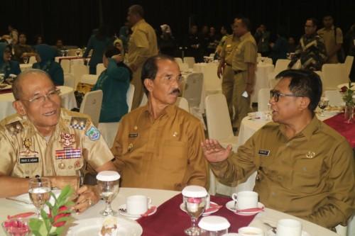 Suasana Pelantikan dan Sertijab Ketua Umum TP PKK Periode 2019 – 2024 di Balai Kartini Jakarta, Selasa (12/11) (Foto: Humas Pemkot Malang)